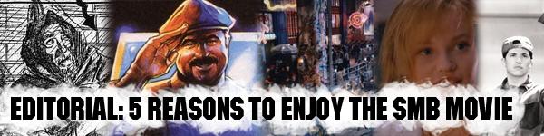 Editorial: 5 Reasons to Enjoy the Super Mario Bros. Movie