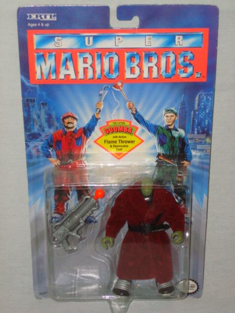 Super Mario Bros The Movie Archive Toys