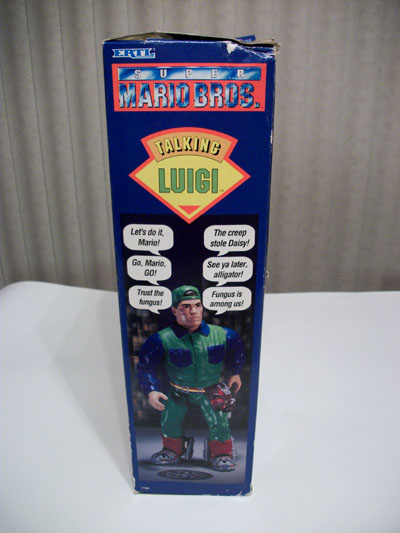Police Car Website >> Super Mario Bros. The Movie Archive -- Toys