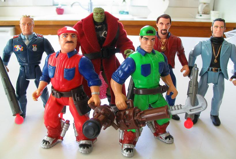 Super Mario Bros The Movie Archive Toys