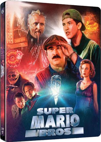 Interview Paul Shipper Super Mario Bros Blu Ray