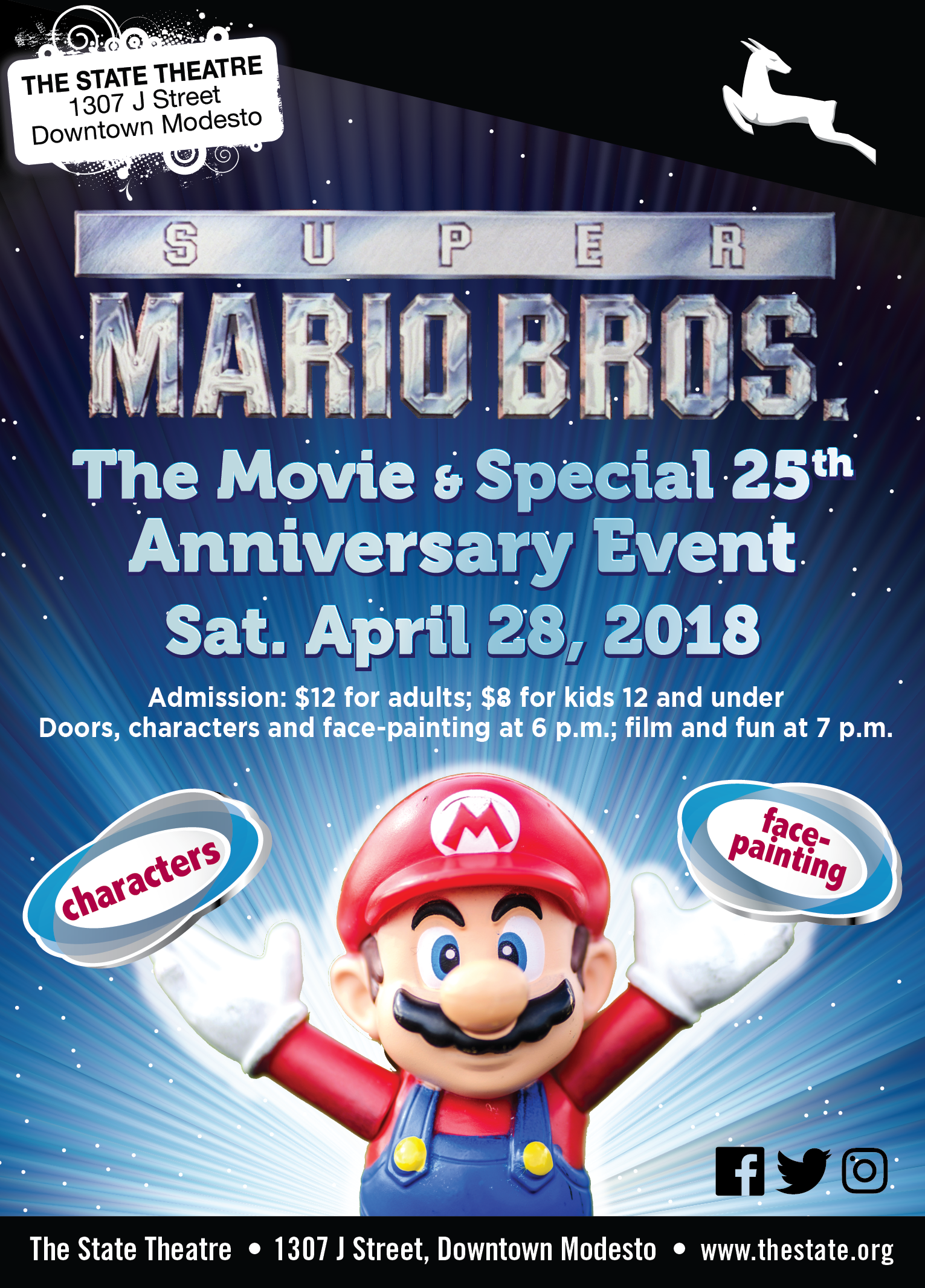 Super Mario Bros  The Movie Archive -- News/Update Archive